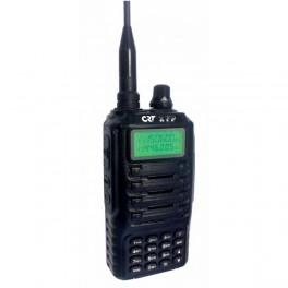 Talkie Walkie CRT 2FP UHF - VHF