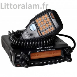 Talkie Walkie CRT 270M - Poste mobile